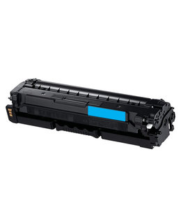 TonerWinkel Huismerk Samsung CLTC503L (CLT-C503L) Hoge capaciteit Toner Cyaan (5000 afd.)