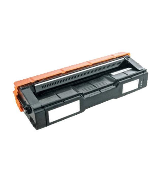 TonerWinkel Huismerk Ricoh SPC250ma (407545) Hoge capaciteit Toner Magenta (1600 afd.)