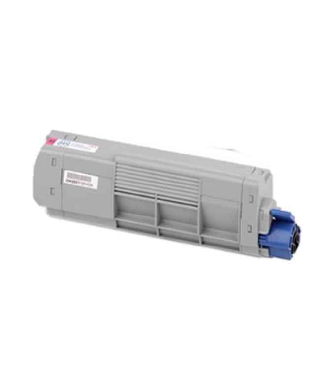 TonerWinkel Huismerk OKI TOMC861ma (44059253) Hoge capaciteit Toner Magenta (10.000 afd.)