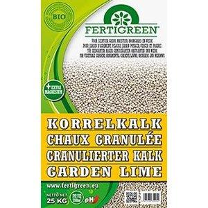 Fertigreen Chaux Granulée 25 KG - 250 m2