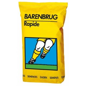 "Barenbrug Rapide SV7 Gazon Sport ""Yellow Jacket"" (revêtement) - 15KG"