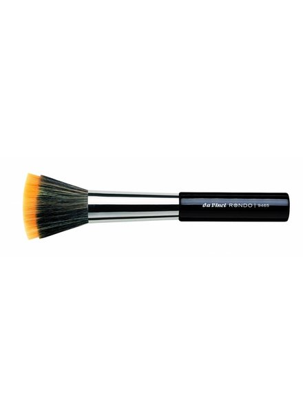 DaVinci Classic Rondo Foundation & Powder Brush, Synthetic Fibre Mixture 9465