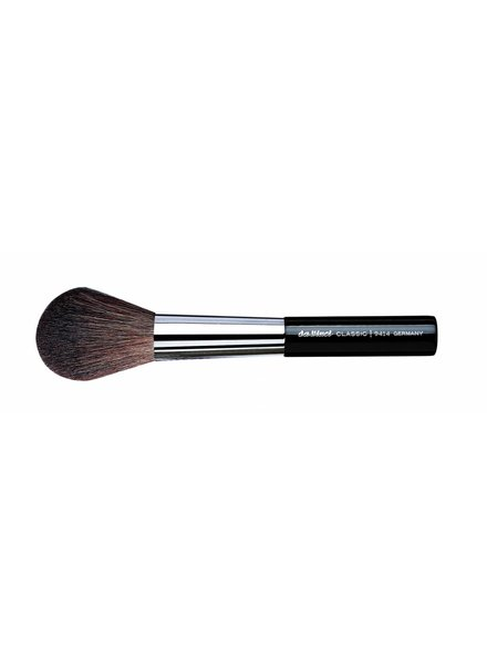 DaVinci Classic Powder Brush Round, Brown Mountain Goat Hair 9414