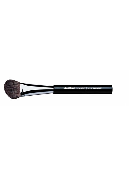 DaVinci Classic Blusher/Contour Brush Small & Angled, Brown Mountain Goat Hair 9214
