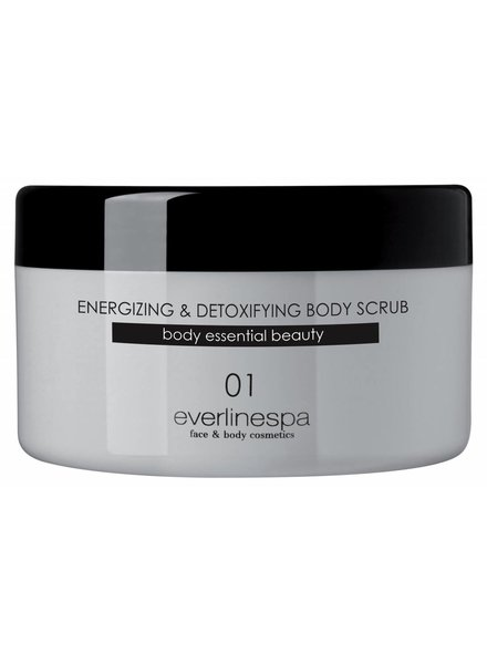 Perfect Skin Energizing & Detoxifying Body Scrub 600 gr