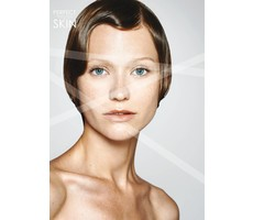 Perfect Skin Bright Refine Canvass with testers