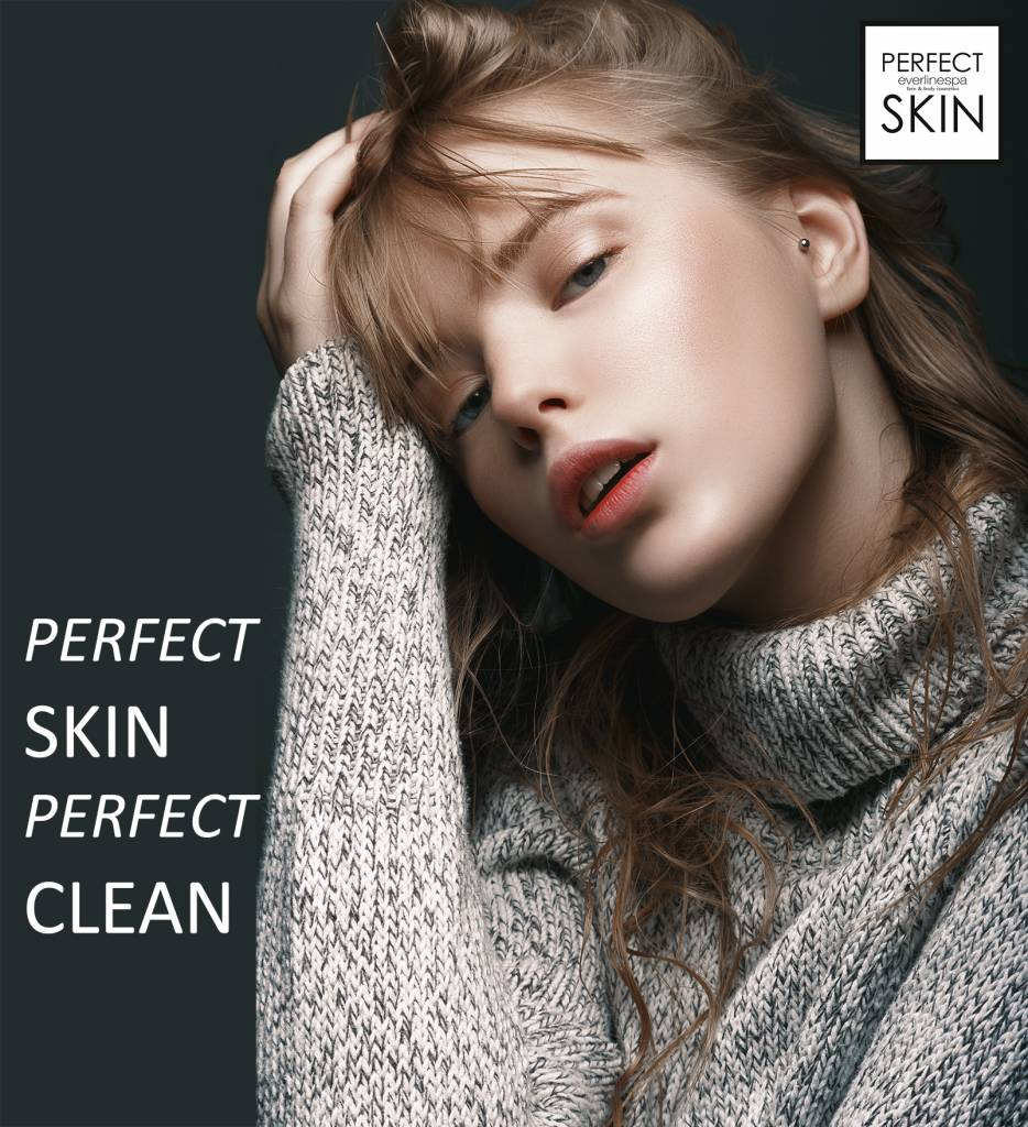How to get perfect skin overnight