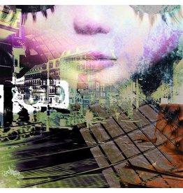 Top of the world - Art Print - Iris van der Meer
