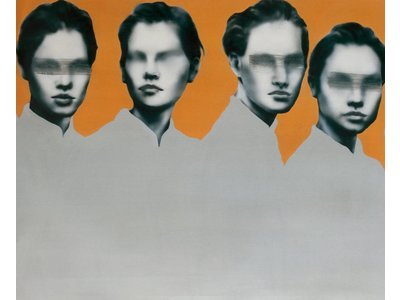 Oranje Vrouwen II