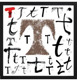 T van Tijdloos - poster met zwarte lijst
