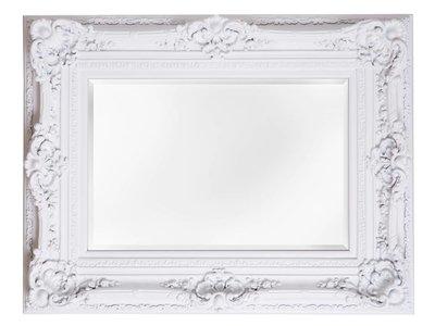 Monaco - Wit (met spiegel)