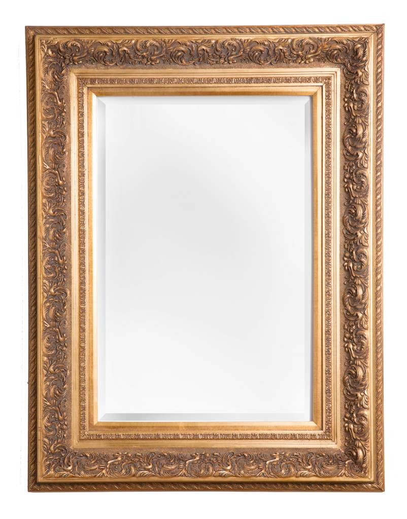 genova spiegel met barok gouden lijst