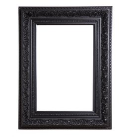 Genova - zwarte barok lijst
