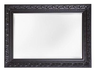Savona - Zwart (met spiegel)