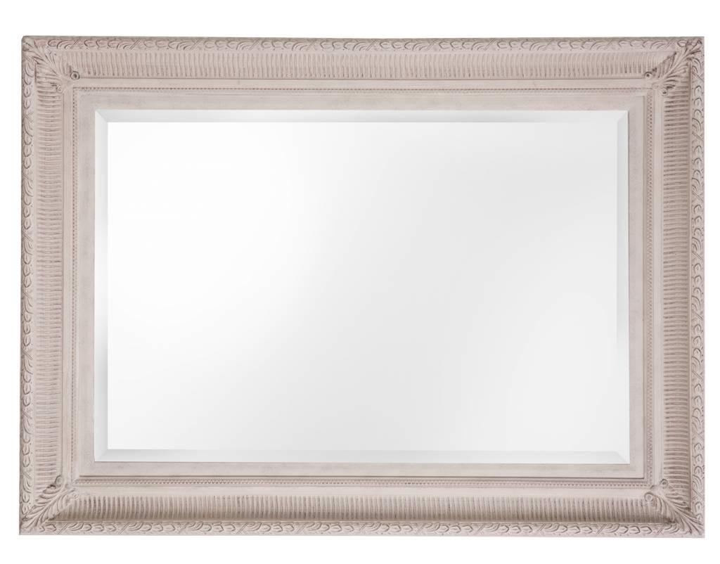 Bari - spiegel - gebroken wit