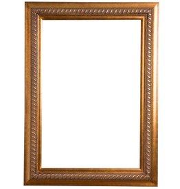 Ferrara - bruin houten lijst