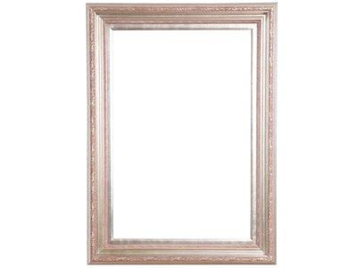 Montpellier - Zilveren lijst van hout