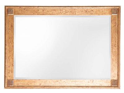 Palma - spiegel met unieke gouden lijst
