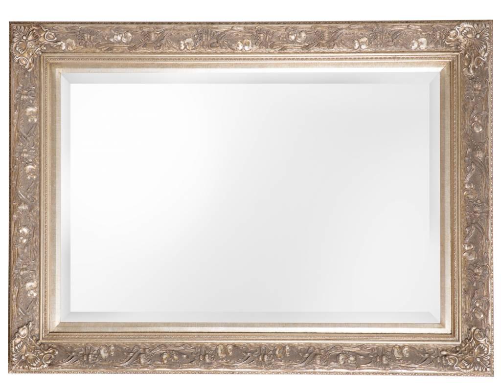 Turin - spiegel - zilver