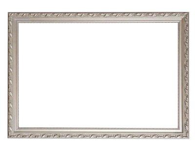 Bonalino klassieke zilveren lijst