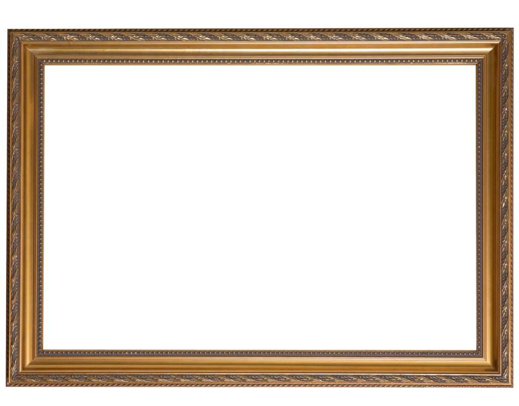 pizzo gouden schilderijlijst