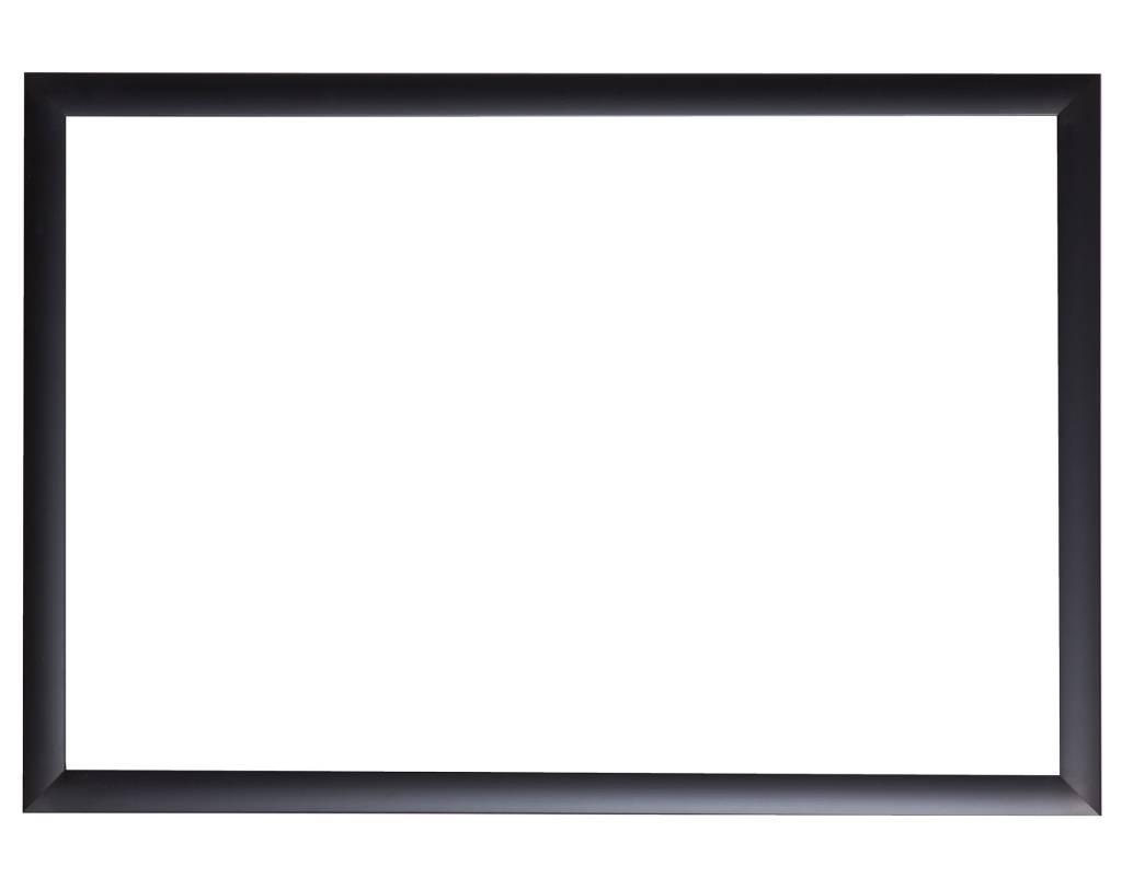 de frascati moderne zwarte lijst kunstspiegel. Black Bedroom Furniture Sets. Home Design Ideas