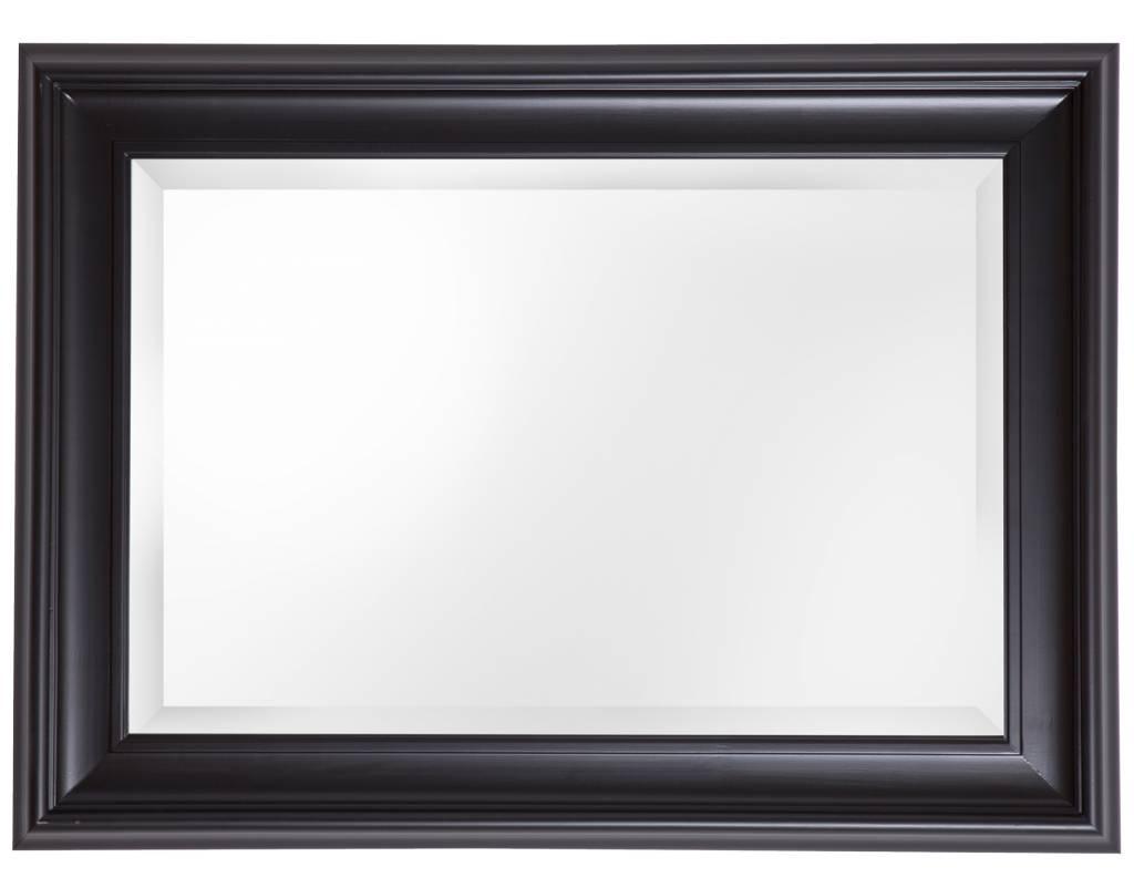 Foggia - Zwart (met spiegel)