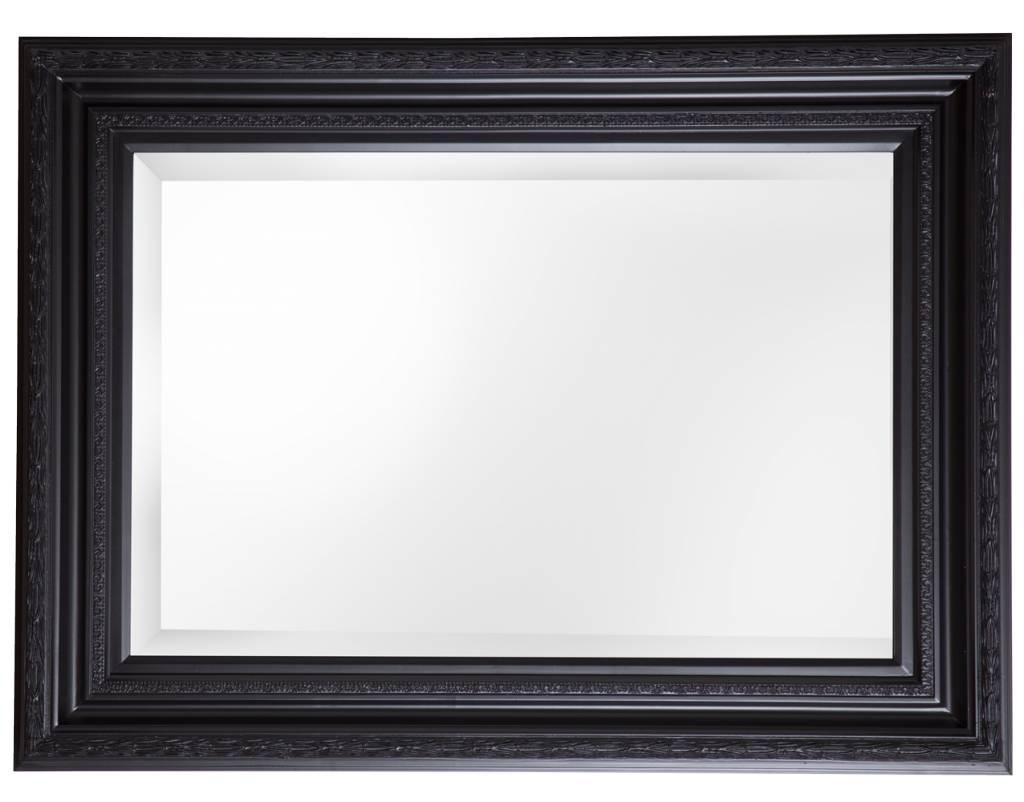 Valence - spiegel - zwart