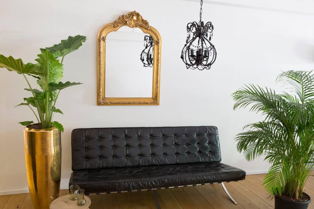 Parijs - Franse Kuifspiegel met gouden barok lijst