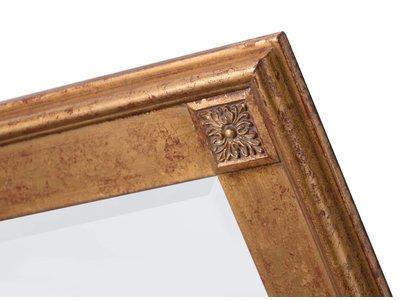 Palma - spiegel - goud