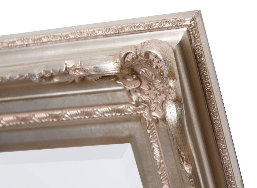 Nice - spiegel - zilver