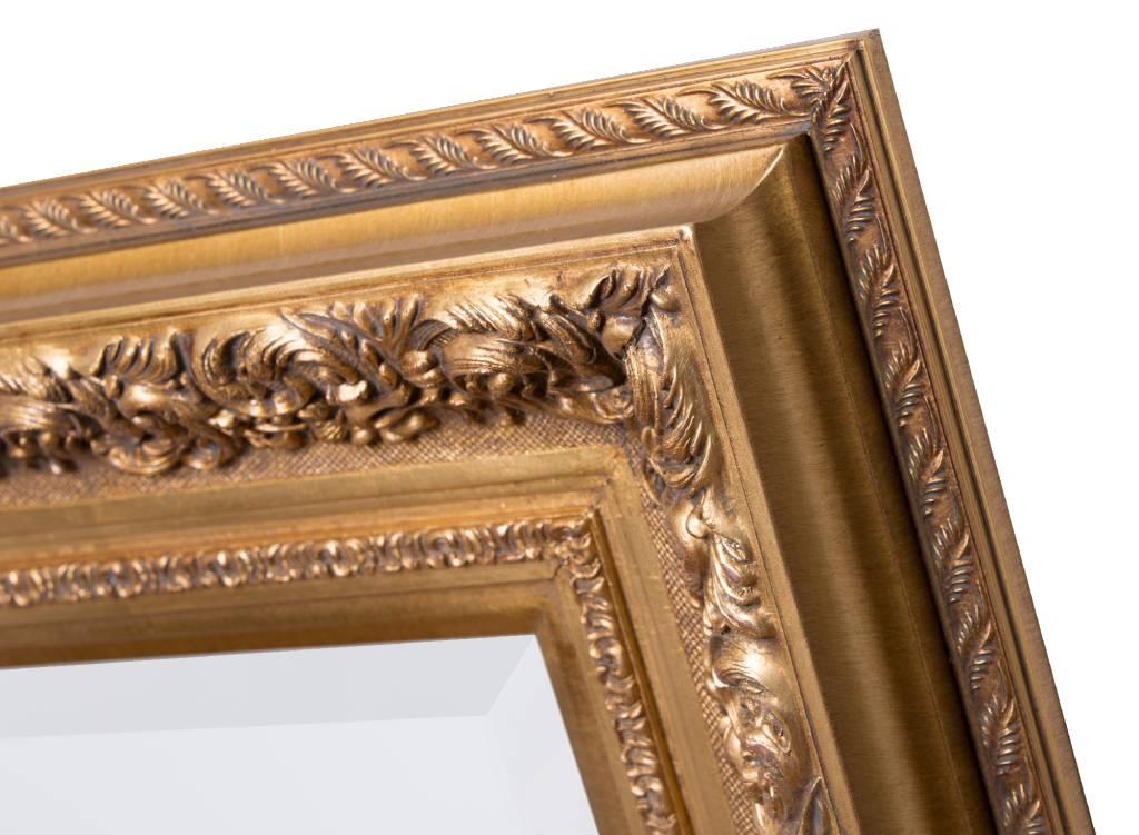 Genova - spiegel met barok gouden lijst