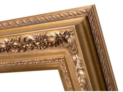 Genova - barok gouden lijst