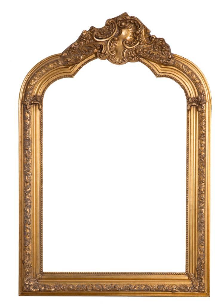 Parijs gouden lijst barok for Wohnzimmertisch 100 x 50