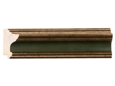 Pavia spiegel met klassieke gouden lijst