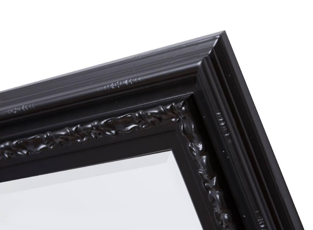 Murcia - spiegel - zwart