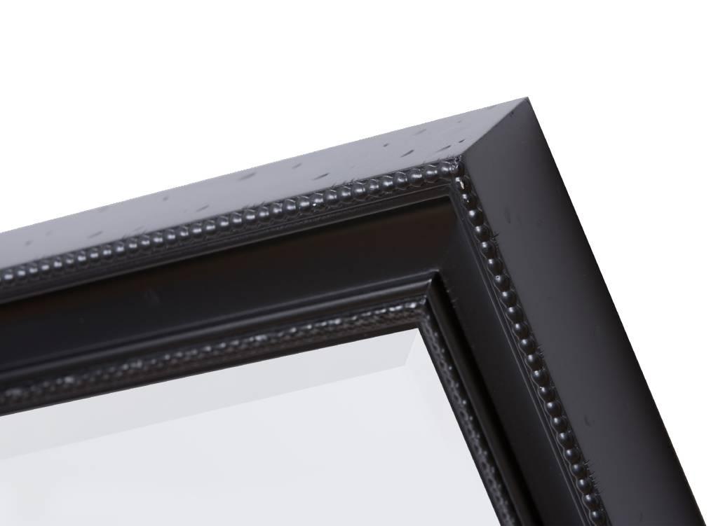 Ajaccio - Zwart (met spiegel)