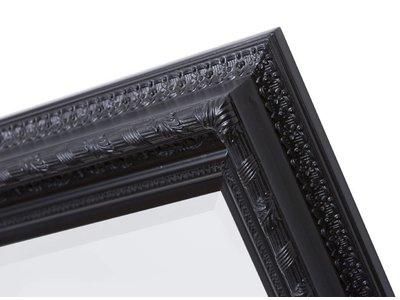 Vigo - Zwart (met spiegel)