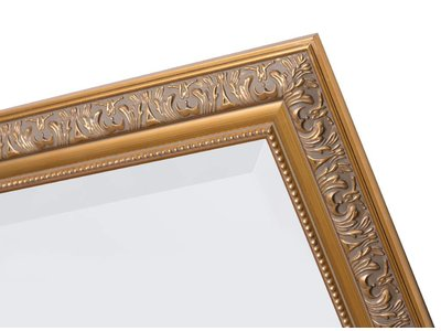 Palmi facetspiegel met barok gouden lijst