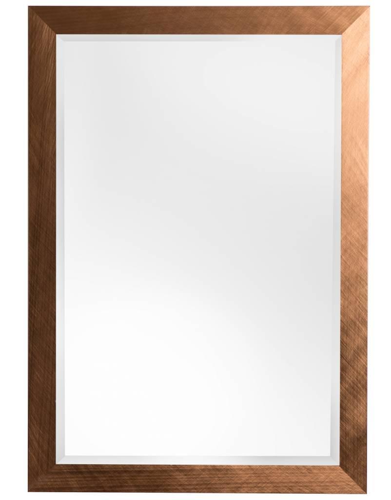 Ormea – spiegel met bronzen lijst