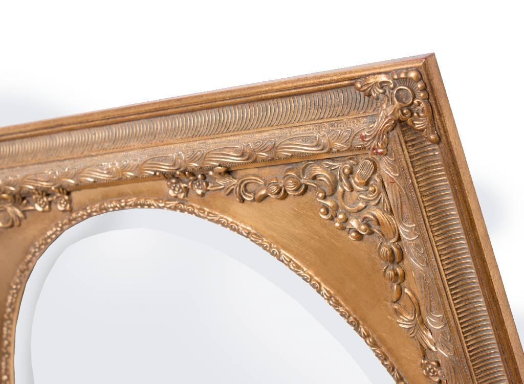 Teramo - spiegel - goud