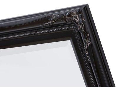 Verona - spiegel - zwart