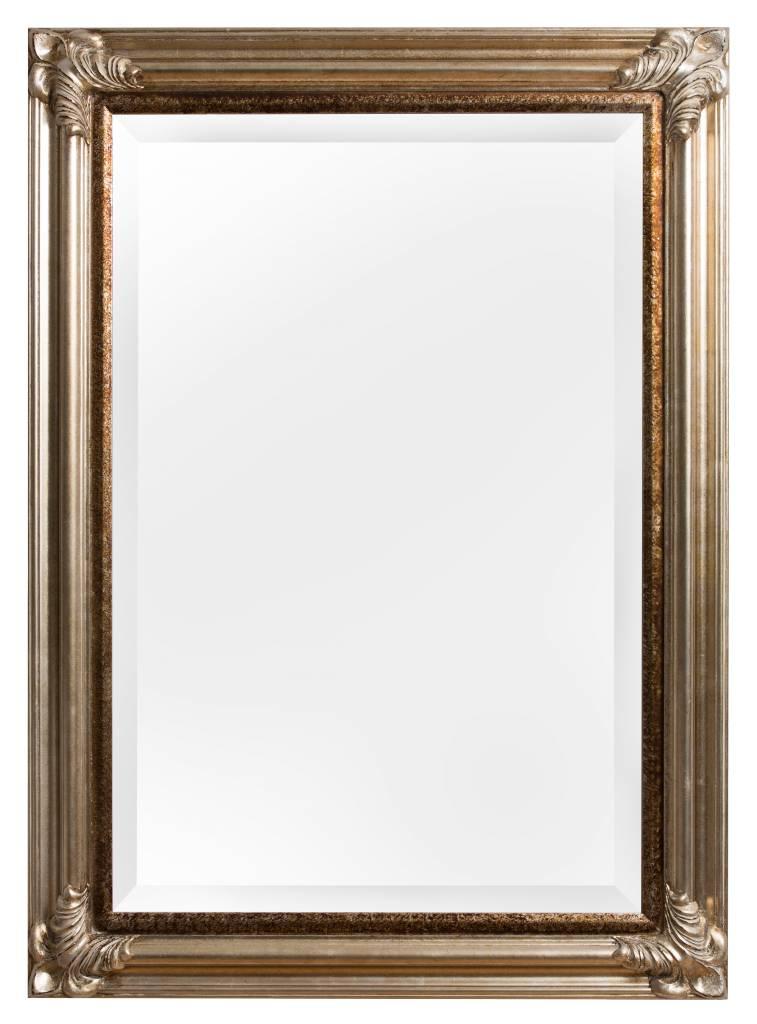 Valencia - Zilver (met spiegel)