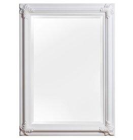 Valencia - Klassieke Barok Spiegel - Wit Frame