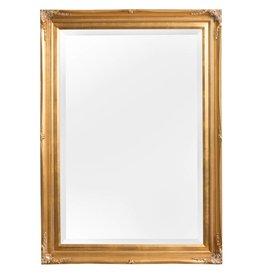 Verona spiegel met klassieke gouden lijst