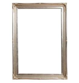 Verona - Zilveren lijst van hout