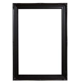 Verona - Zwarte lijst van hout
