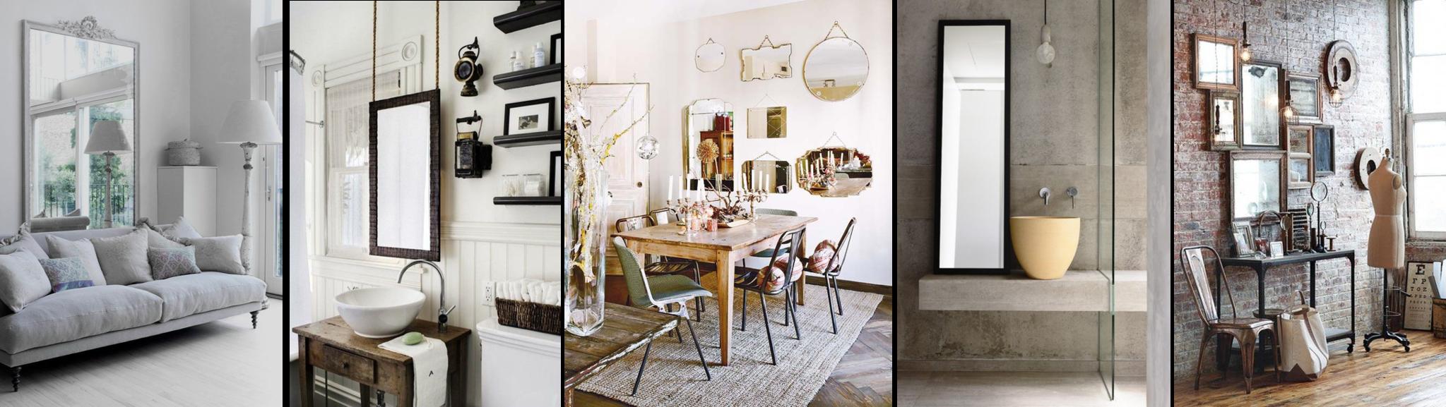 gro artige spiegel und bilderrahmen. Black Bedroom Furniture Sets. Home Design Ideas