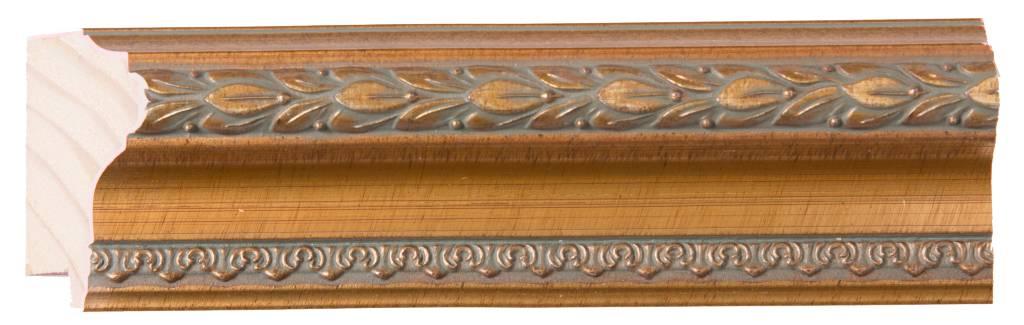 Naro spiegel met Italiaanse gouden barok lijst