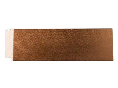 Ormea - moderne bronzen lijst
